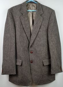 English Manor Jacket 100 Wool